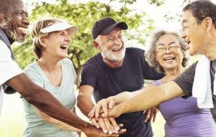 Healthy Aging With Diabetes