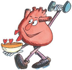 An information on atherosclerosis its risks and prevention