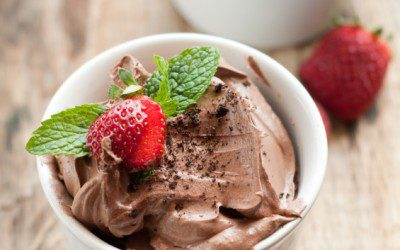 Chocolate Mocha Pudding