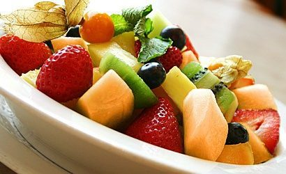 Colorful Fruit Medley for Diabetics