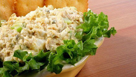 Tangy tuna salad