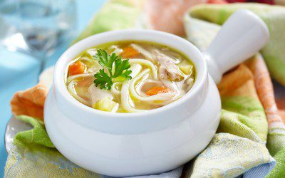 Good-for-You Chicken Noodle Soup