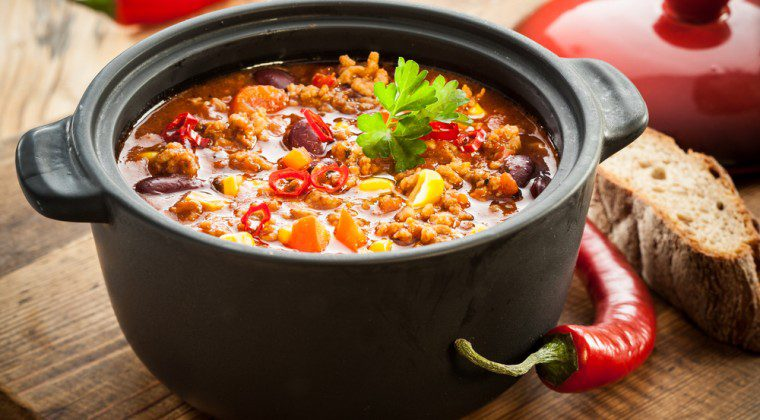 Comforting Slow Cooked Chili Recipe