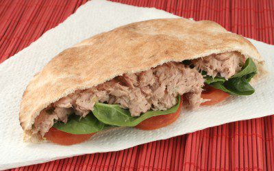 Under-the-Sea Tuna Pockets