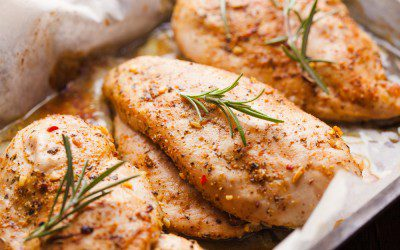 Herb-Marinated Chicken
