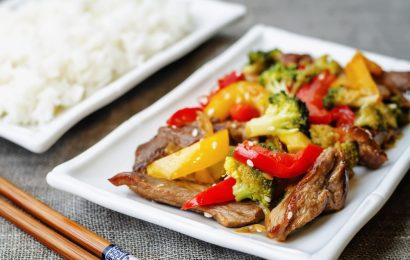 Simple Beef Stir-Fry Recipe for Diabetics