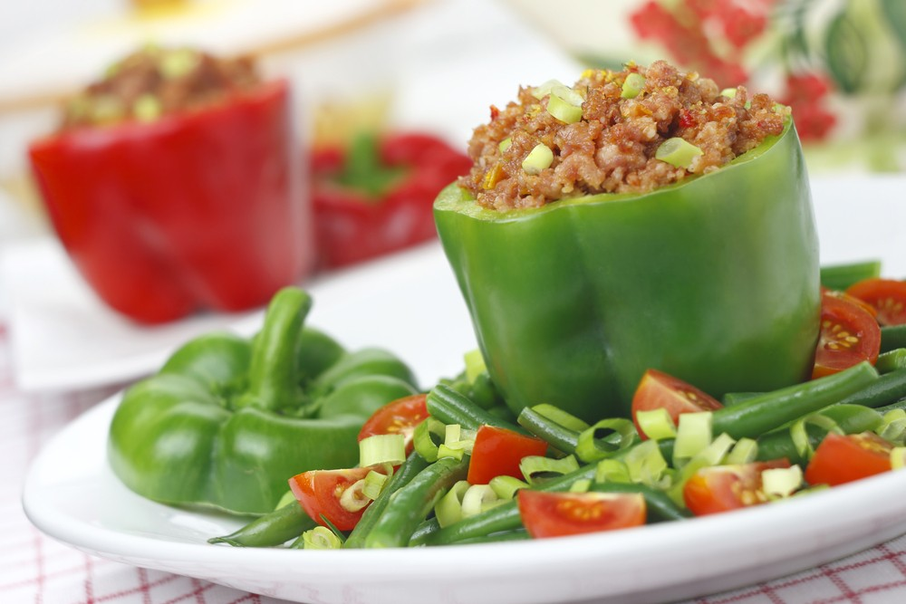 Diabetic Stuffed Peppers Recipe