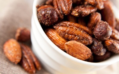Hot and Spicy Nuts
