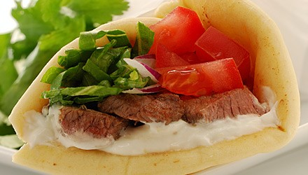 Greek-Style Gyros for Diabetics