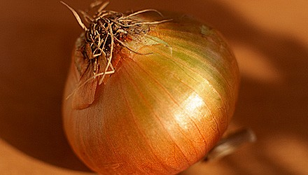 Oven-roasted Walla Walla sweet onions