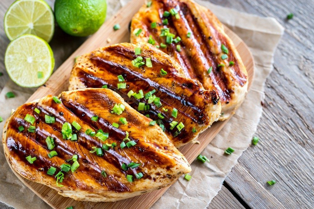Lime Grilled Chicken Recipe for Diabetics
