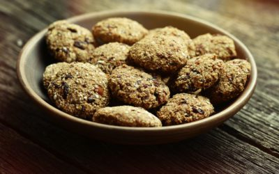 Applesauce Oatmeal Cookies for Diabetics