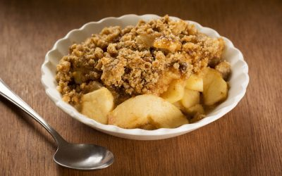 Apple Crisp Recipe for Diabetics