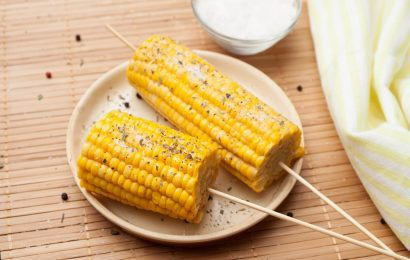 Zesty Corn On the Cob