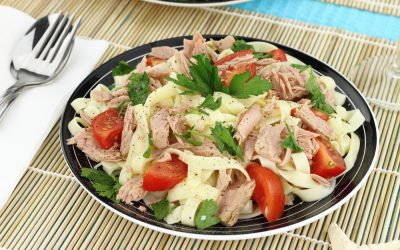 Mom's Tuna-Macaroni Salad