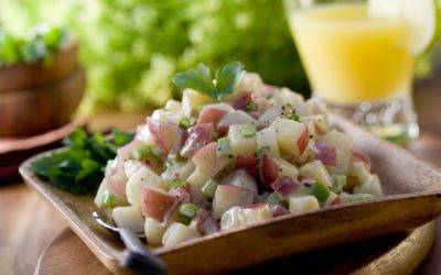 Potato Salad with Citrus Dressing