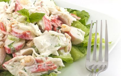 Luscious Lobster Salad