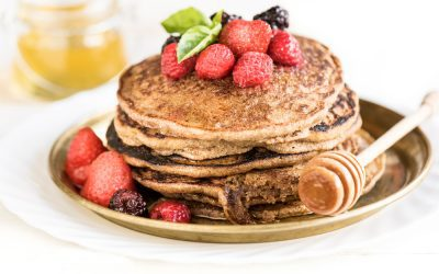 Country Buttermilk Buckwheat Pancakes