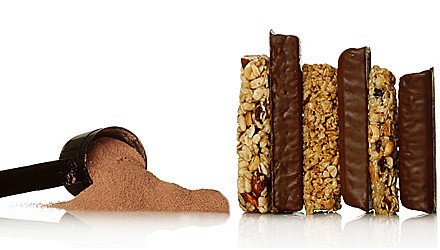 Diabetes Nutrition Bars and Shakes