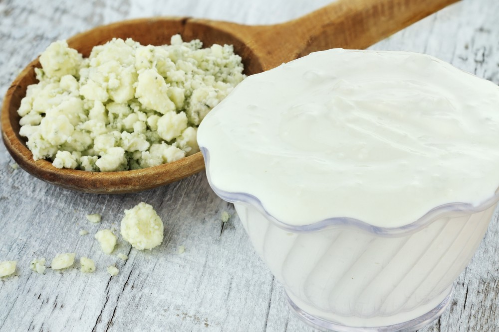 Diabetic Low Fat Blue Cheese Dressing Recipe