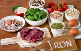 The Nuts and Bolts of Dietary Iron