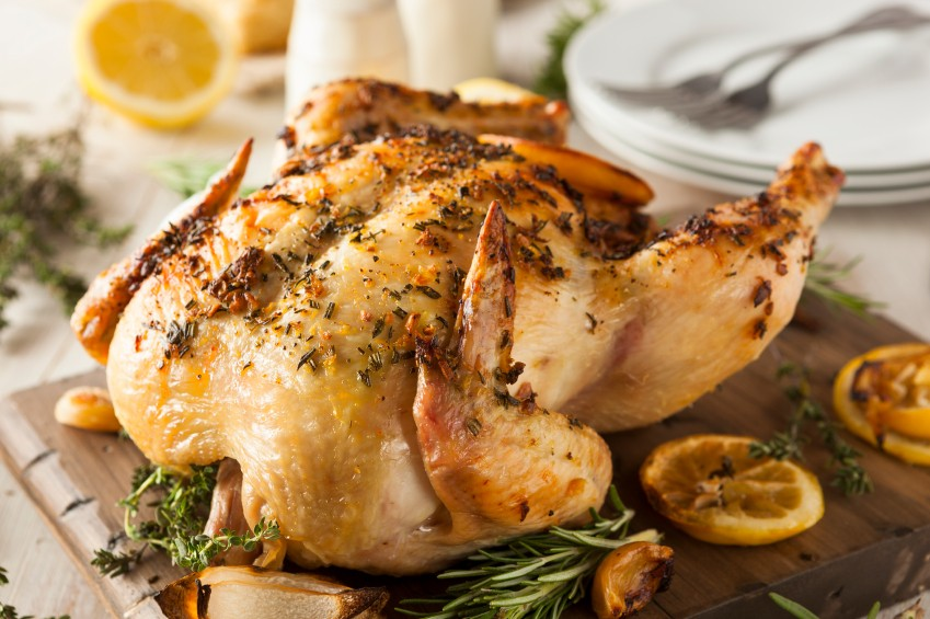 Low Sodium Herb Roasted Chicken Recipe Diabetes Self Management