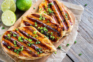 Easy South-of-the-Border Grilled Chicken