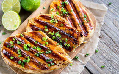 Easy South-of-the-Border Grilled Chicken for Diabetics
