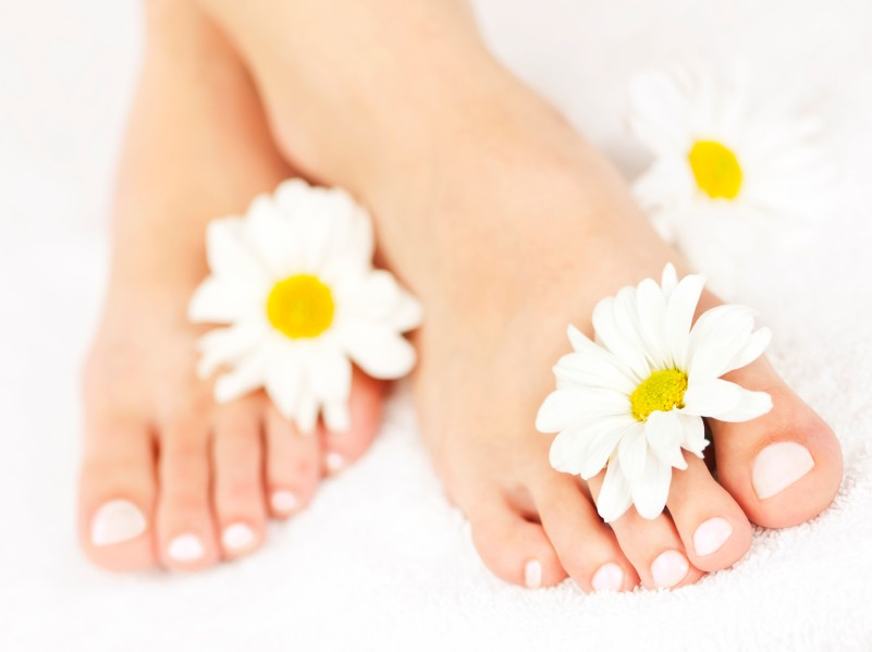 Foot Care Q&A