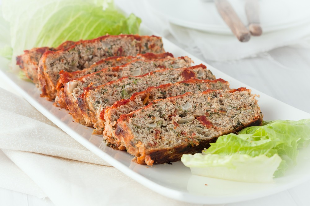 Diabetic Turkey Bean Meatloaf Recipe