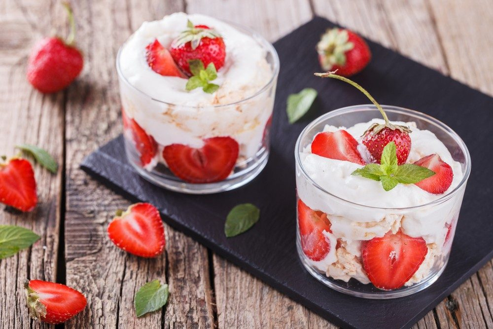 Strawberry Trifle Recipe for Diabetics