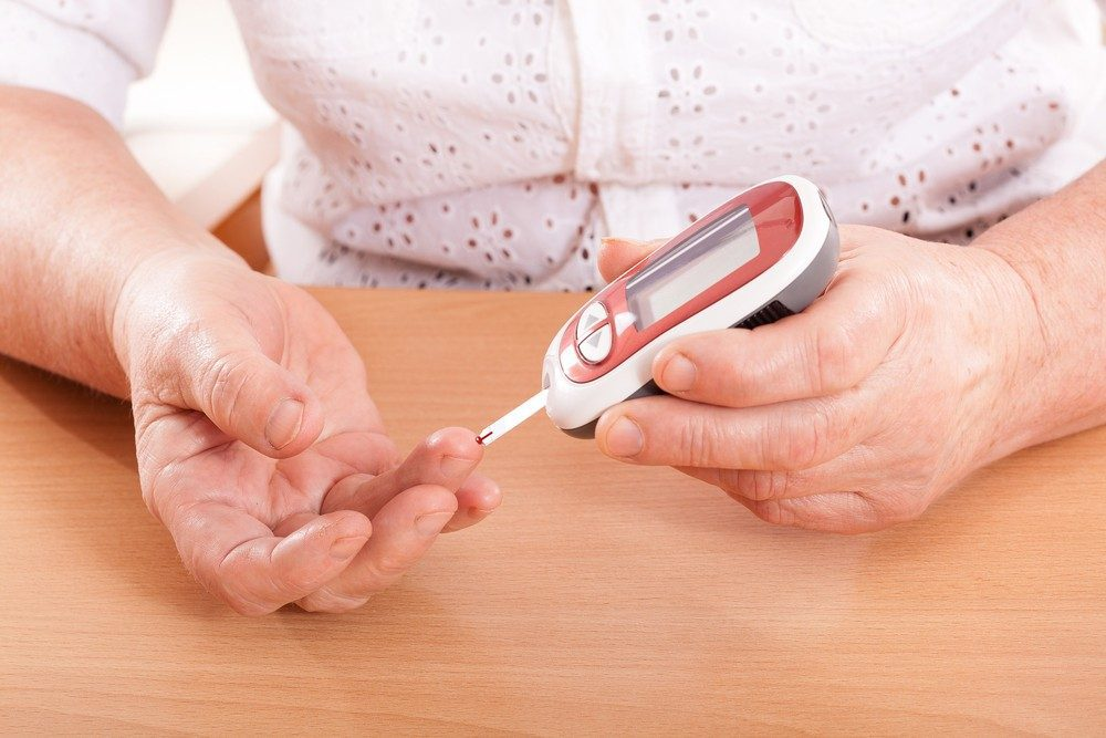 Managing Diabetes With Physical Limitations