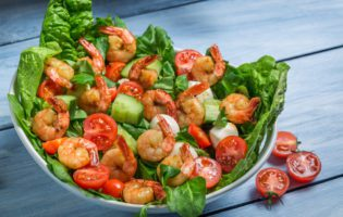 Sautéed Shrimp Recipe for Diabetics