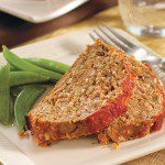 Diabetic recipes - Authentic Meatloaf