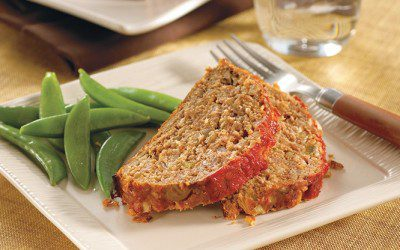Authentic Meatloaf