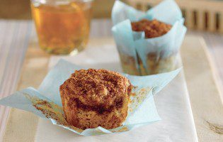 Spicy Sweet Potato Muffins