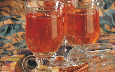 Spiced Apple Tea
