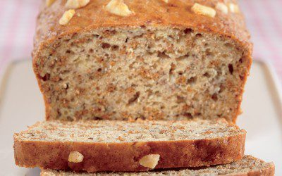 Banana Bran Bread