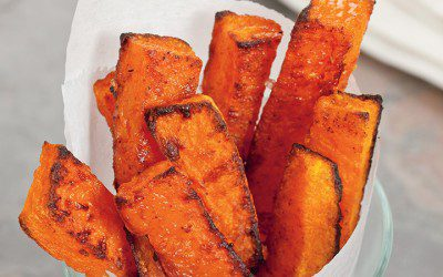 Butternut Squash Oven Fries