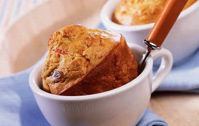 Coffee Cup Muffins