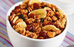 Fruited Granola