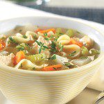 Diabetic recipes - Vegetable-Chicken Noodle Soup
