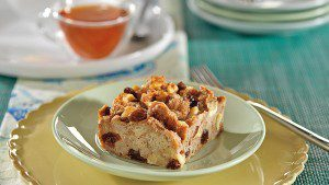 Old Fashioned Bread Pudding Recipe