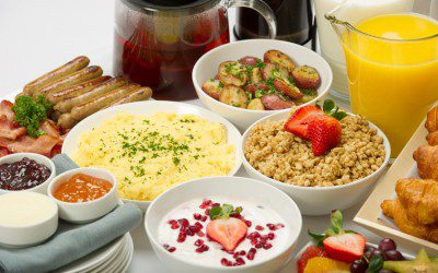 Big Breakfast, Small Supper Best for Blood Sugar, Study Suggests