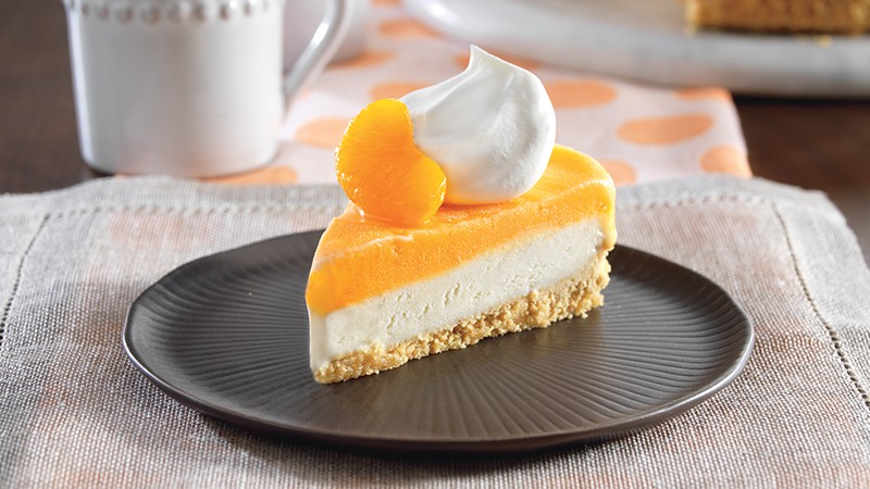 Dreamy Orange Pie Dessert Recipe for Diabetics