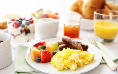 Eat More Protein at Breakfast to Prevent After-Meal Blood Sugar Spikes