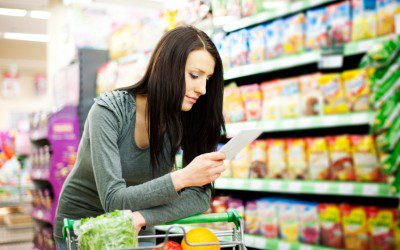 Shopping Lists and Health