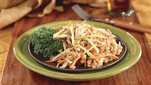 Fennel Wheat Berry Salad