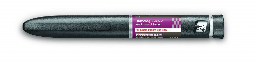 FDA Approves Concentrated Mealtime Insulin