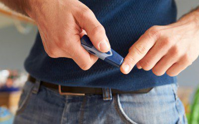 Study to Evaluate Whether Continuous Glucose Monitors Can Be Used Without Traditional Blood Sugar Monitoring